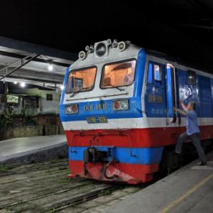 【ベトナム超特急】統一鉄道でハノイ→サイゴンに行く