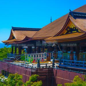 コロナで観光客の少ない京都。「清水寺」を観光してみた
