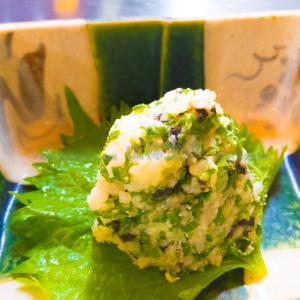 面積の99%が琵琶湖の滋賀で「鮒ずしのタタキ」を食べる