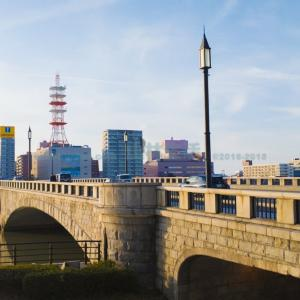雑多な世界に花街を感じる新潟市の古町
