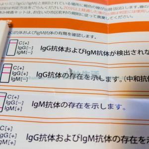 【抗体検査で確認】スキル名「外出れる者」を獲得【コロナワクチン】