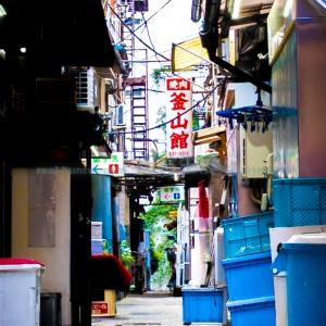 東上野にパチンコメーカーが多いのはコリアンタウンがあるから