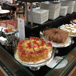 完全レポ【トルコ航空/イスタンブール  】世界一のラウンジとも評される豪華空間で超美味料理とデメルケーキを堪能!