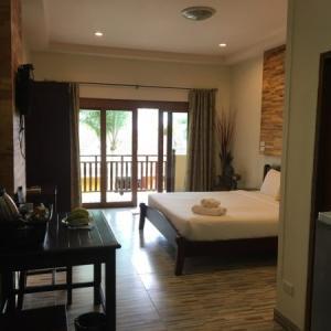【タイ/サムイ島】1泊2800円でビーチまで徒歩3分、広くて清潔な部屋で超快適なリゾート中期滞在♬