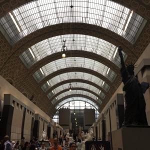 【パリ観光の鉄板】オルセー美術館ー絶対行くべき近代美術の総本山!印象派をはじめ19世紀の名画がここに集結