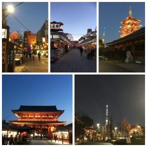 【コロナ禍の浅草】2020年11〜12月の人通りの少ない光景。東京育ちの私が浅草の魅力を再認識