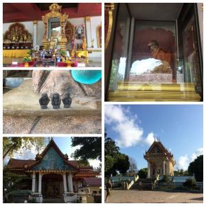 【タイ/サムイ島】神秘すぎる!座ったまま自然にミイラ化した僧侶がガラスケースで展示されている