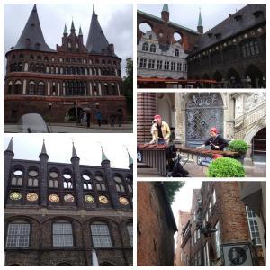 【ドイツ/リューベック-1】まるで絵本の世界!ハンザ同盟の盟主、旧市街の中世感がすごい