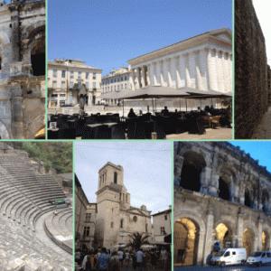 【ニーム】フランス最古のローマ都市!1900年前の円形競技場や神殿をそのまま体験できる