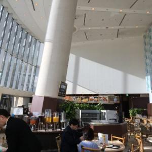 【札幌プリンスホテル】噂の朝食ブュッフェ【ハプナ】を堪能!お部屋や温泉の感想も!