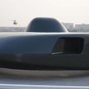 "【CNN】    10月17日15:01分、""""まるでUFO、異形の軍用ヘリ試作機がお披露目 中国"""""