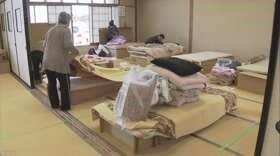 """【nhk news web】    11月21日14:47分、""""""""台風19号の被災者 暖房設備のある施設に引っ越し 福島 郡山"""""""""""