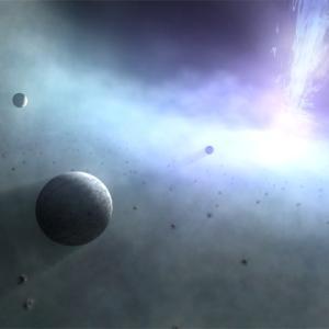 """【国立天文台】 11月25日、""""""""ブラックホールの周りに広がる新たな「惑星」の世界"""""""""""