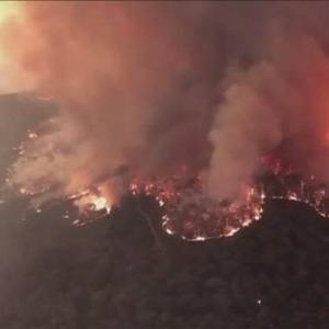 "【nhk news web】 (重要記事) 1月18日 20時20分、""""オーストラリア森林火災 さらに長引くおそれ """""