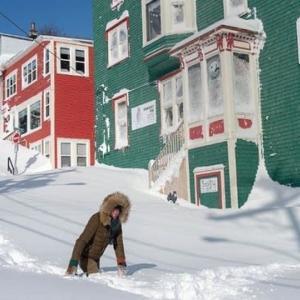 "【CNN】    1月20日12:03分、""""カナダ東部で記録的な大雪、非常事態宣言続く"""""