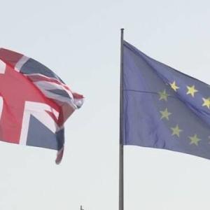 "【nhk news web】   1月23日 10時32分、 """"EU離脱 英議会上院が法案承認 EU議会も承認なら31日離脱へ """""