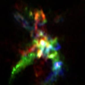 """【国立天文台】 1月23日22:50分、""""""""彗星と星形成領域にリンを含む分子を検出 -アルマ望遠鏡と彗星探査機ロゼッタの協働"""""""""""