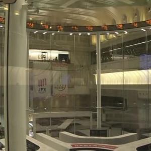 nhk news web ; 2月26日12:07分、株価 一時470円超下落 感染拡大の深刻な影響を懸念