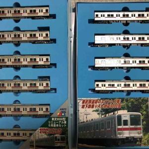マイクロエース 東武9000型リニューアル車入線‼︎