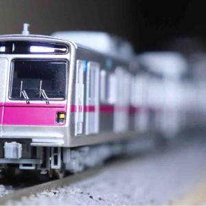 マイクロエース 東京メトロ8000系改良品入線‼︎