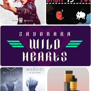 ノルディックゲームアワード2020のノミネート作品が発表されたよ!