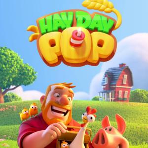 『Hay Day』に夢中だったあの頃から8年、ポップになって戻ってきた『Hay Day Pop』/Supercell