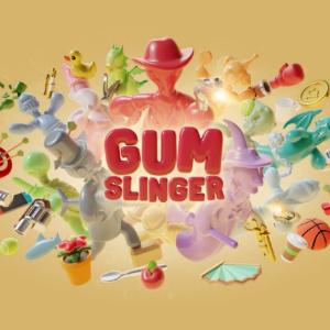 ぷにぷにしたグミがいますぐ食べたくなるガンマン早打ち対決トーナメントゲーム『Gumslinger(ガムスリンガー)』/ITATAKE