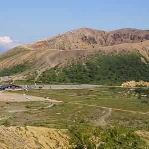 【天空の世界】火口をぐるっと一周りできるスリル満点眺望最高!福島県の吾妻小富士に登る