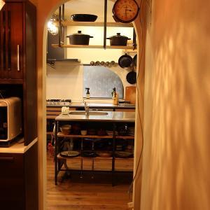 私の台所。ぜーんぶ公開♪(前編)
