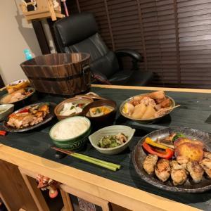 今日の晩ごはん。お取り寄せした牡蠣のお味は!?