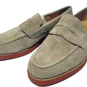 スエード靴を洗ってみた