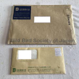 日本野鳥の会に入る