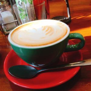 ネルソン周辺モトゥイーカ「Muses Cafe」でモーニング!朝カフェ〜