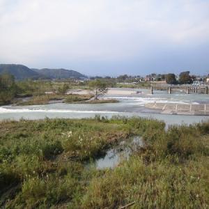 多摩川歩きー3(JR立川駅―多摩川―JR羽村駅)