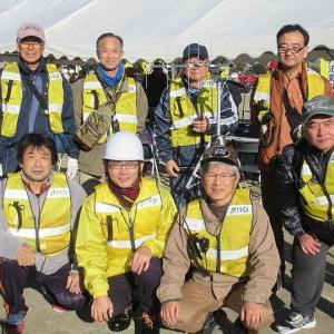 第36回合同総合防災訓練に参加しました