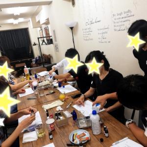 【アロマWS編】スタッフブログ〜ゆうき〜