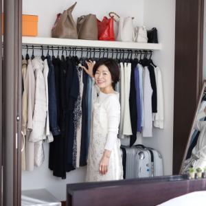 衣類の整理をしてスッキリしました♫
