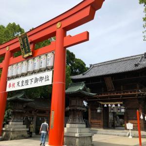 【片づけてよかったことシリーズ】⑦毎月神社にお詣りに行くようになり、感謝の気持ちがあふれる♫