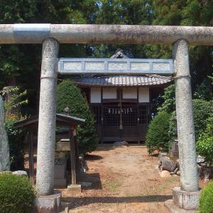 彫刻【稲乃比売神社】埼玉県大里郡寄居町大字鉢形