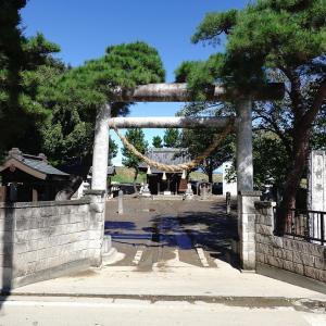 彫刻【諏訪神社】群馬県高崎市新町