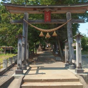 【八幡神社】埼玉県大里郡寄居町大字桜沢