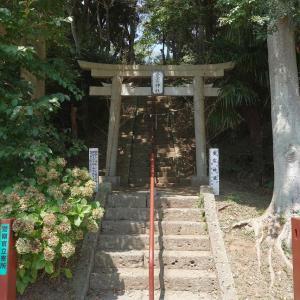 彫刻【愛宕神社】茨城県龍ケ崎市根町
