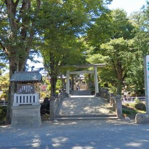 【瀧宮神社】埼玉県深谷市西島