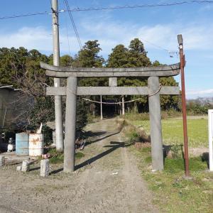 彫刻【大川島神社】栃木県小山市大字大川島