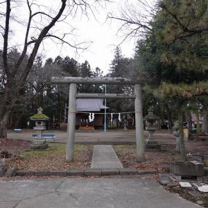 【熊野神社】群馬県利根郡みなかみ町真庭