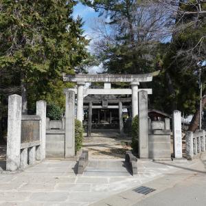 彫刻【諏訪神社】群馬県前橋市上泉町