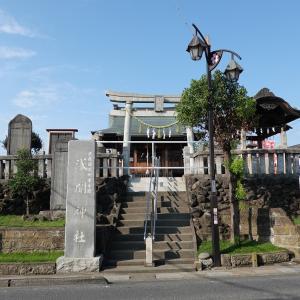 彫刻【浅間神社】埼玉県幸手市北