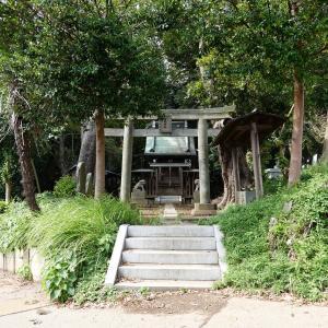彫刻【熊野神社】小さなお社に見事な彫刻 千葉県白井市復