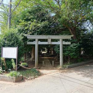 彫刻【鳥見神社】千葉県白井市富塚