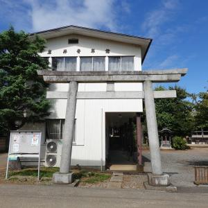 彫刻【将門神社】千葉県柏市岩井